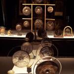 instalacion Gong en claustro de Sor Juana