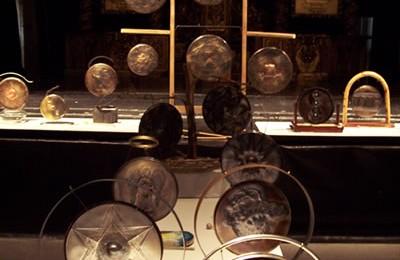 """Exposición """"52 Gongs"""", Claustro de Sor Juana, México D.F."""