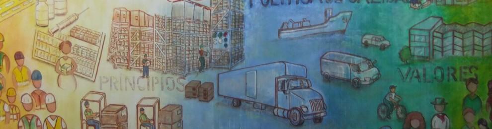 Obras de arte para Fengshui. Corporativo GNK